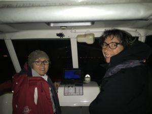 Navigation de nuit