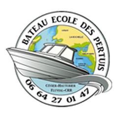 Logo bateau école